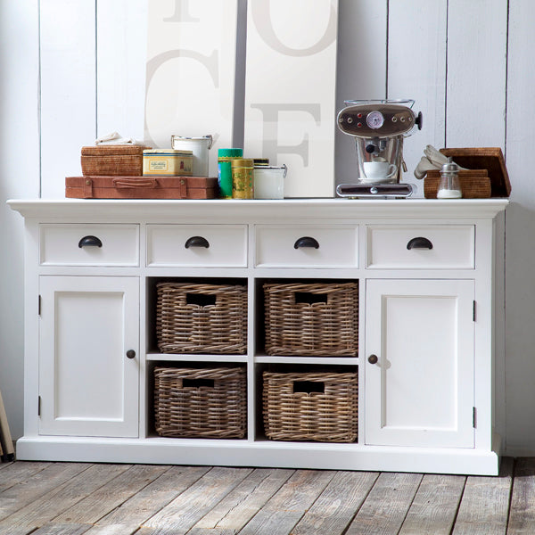 Halifax Buffet with 3 Basket Set
