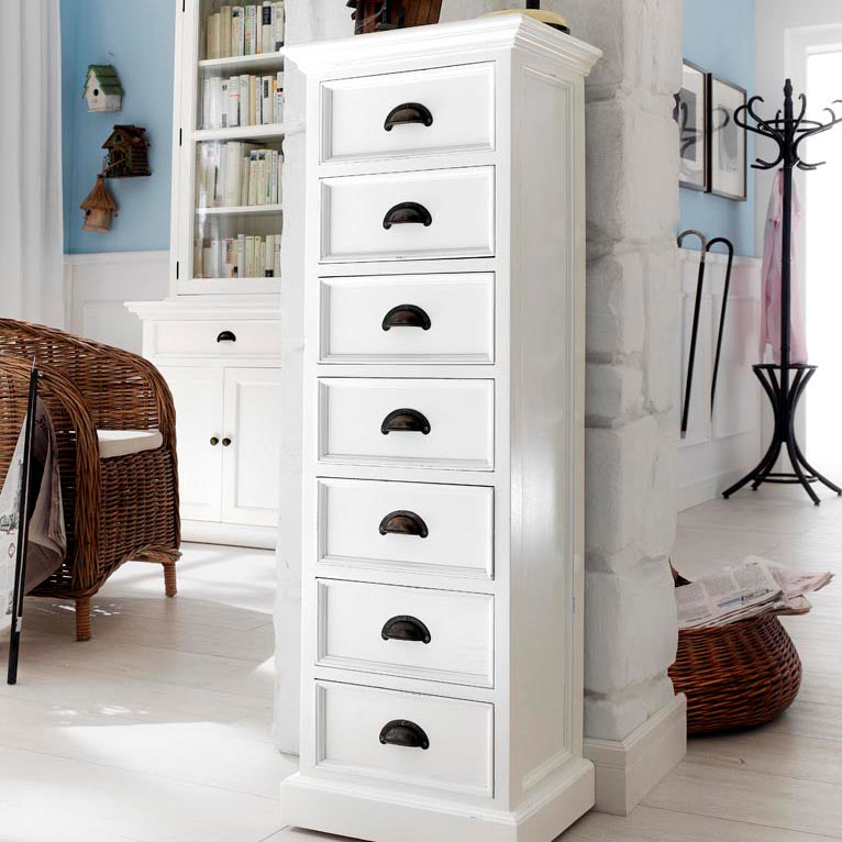 NovaSolo Halifax Storage Tower with Drawers