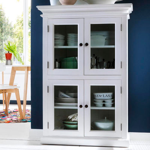 NovaSolo Halifax 2 - Level Pantry with 4 doors
