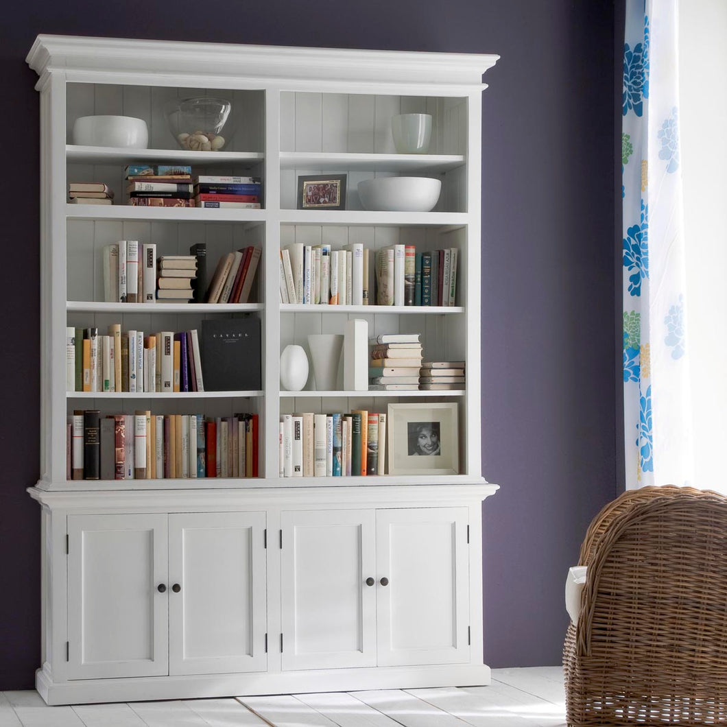 Halifax Double - Bay Hutch Unit