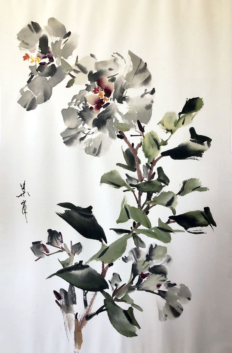 The Mis En Place of Color in Chinese Painting