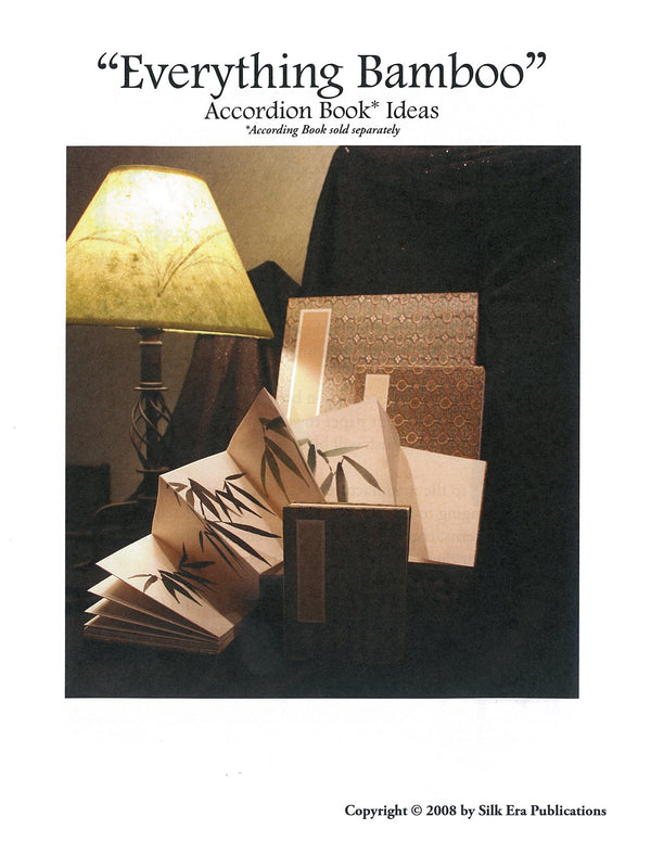 Accordion Book Lesson: Everything Bamboo