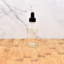 Glass Bottle with Dropper