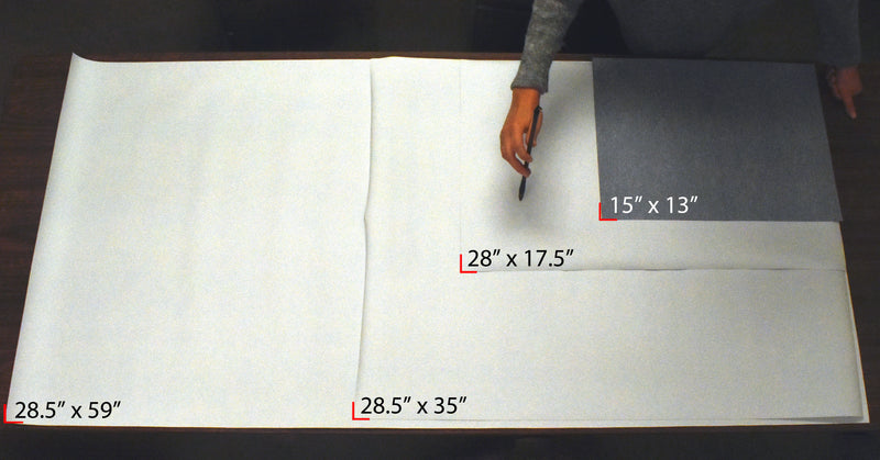 Oversized Magic Paper