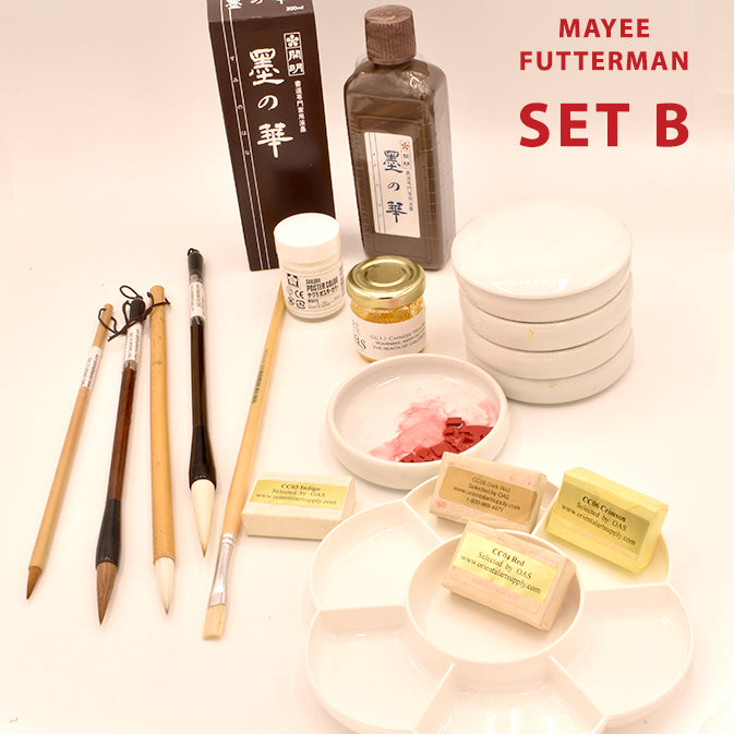 Mayee Futterman's Traditional Color Set
