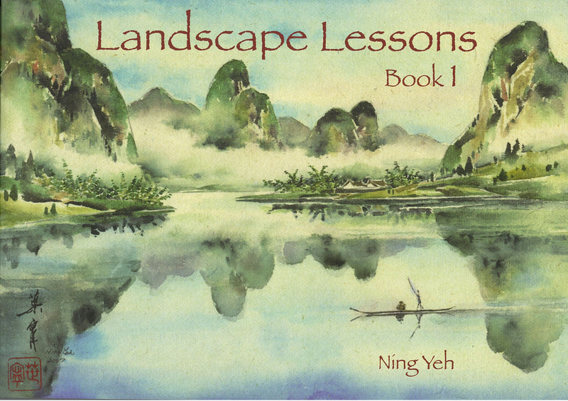 Landscape Lessons Book 1