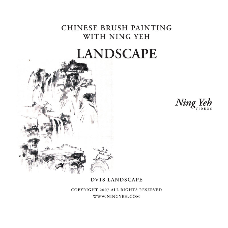 Chinese Brush Painting: Landscape Demonstration