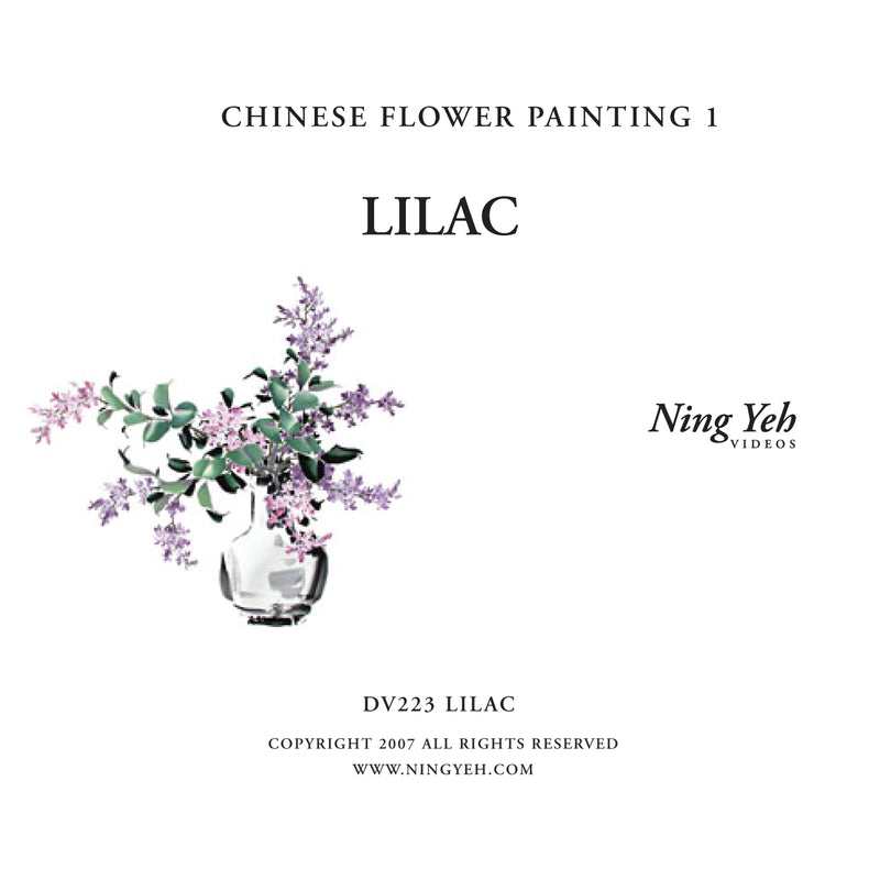 Chinese Flower Painting 1: Lilac Video