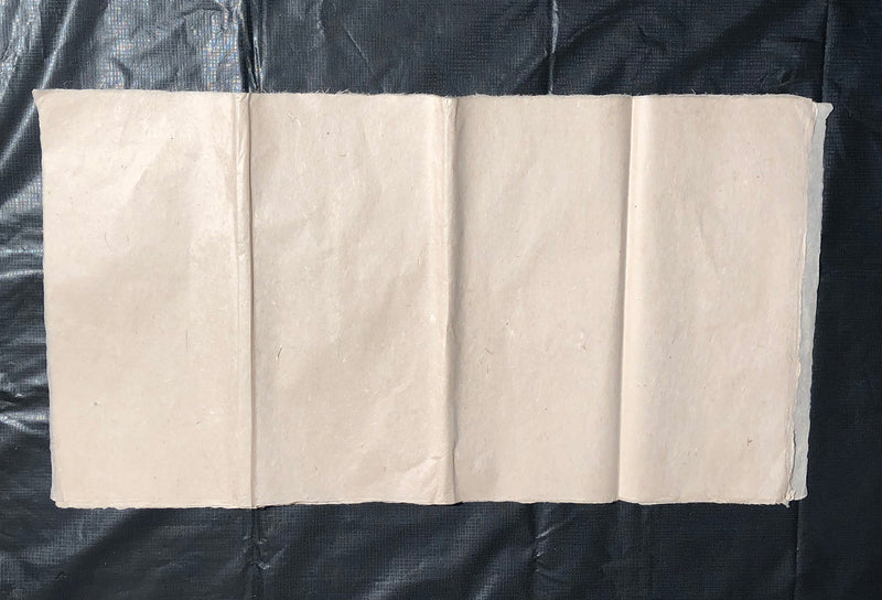 Tea Colored Mulberry Paper