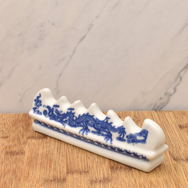Dragon Porcelain Brush Rest