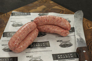 Large Farmhouse Sausages