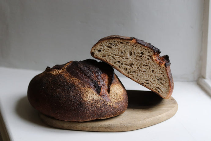 Coombeshead Country Sourdough Bread