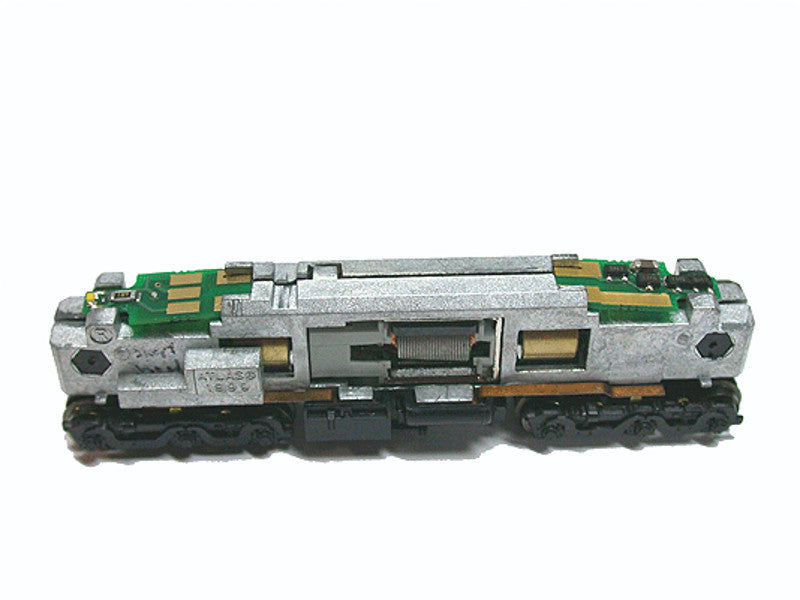 745-1278 N CN Series 2-Function DCC Decoder w/Split Circuit Board -- CN Fits Early-Style Atlas GPs & SDs, Kato U30C/C30-7, IMRC SD40T-2 & More