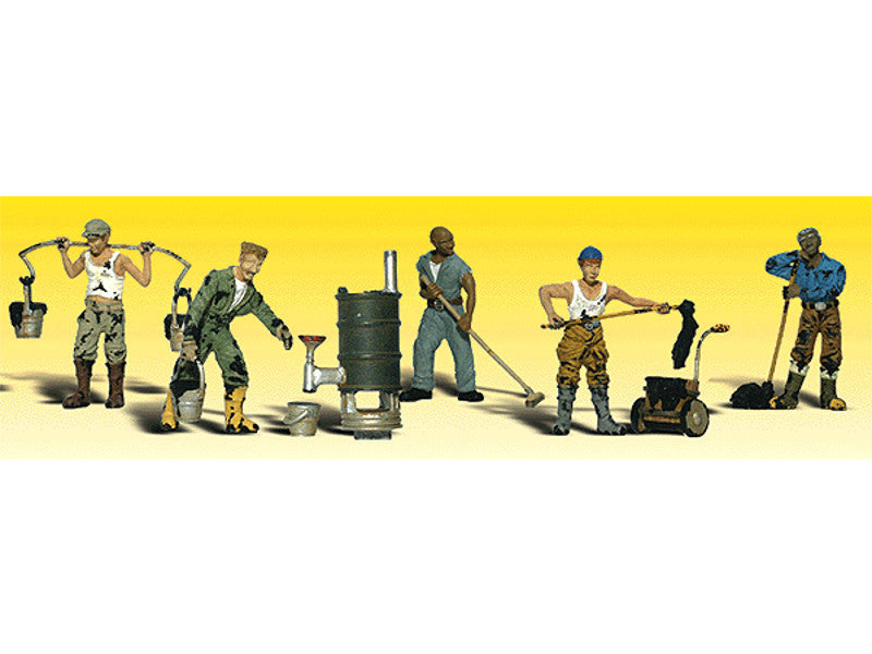 785-2128 N Scenic Accents(R) Figures -- Roofers