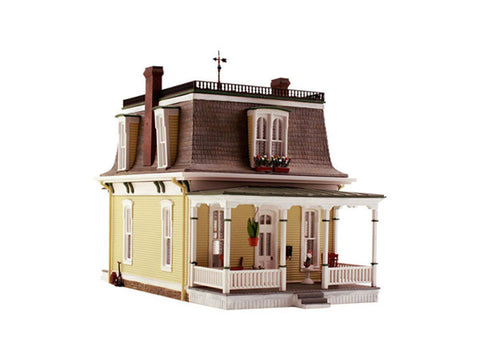 N Home Sweet Home - Built & Ready Landmark Structures(R) -- Assembled