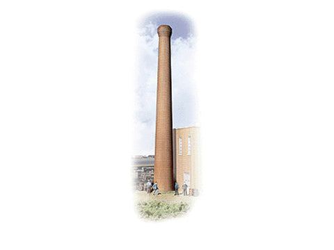 N One-Piece Smokestack pkg(2) -- Kit