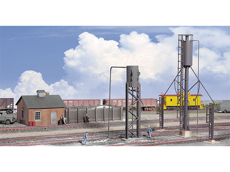 933-3813 N Sanding Tower & Drying House -- Kit