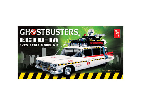 1/25 Ghostbusters Ecto-1