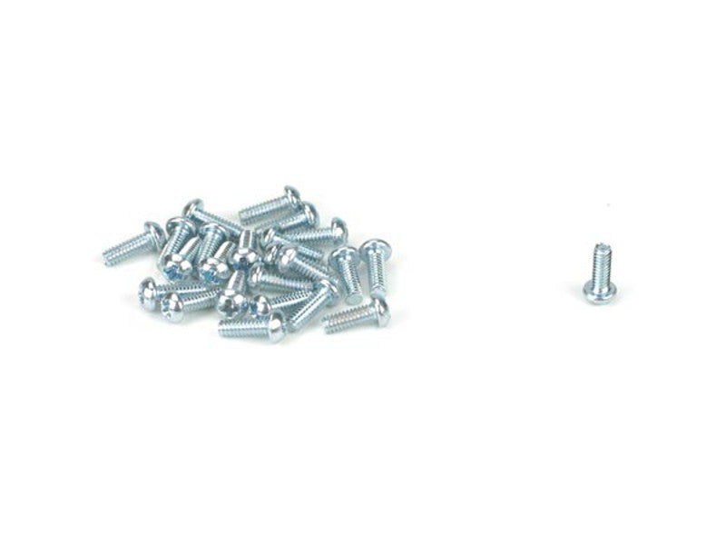 "ath99002 A Round Head Screw, 2-56 x 1/4"" (24)"