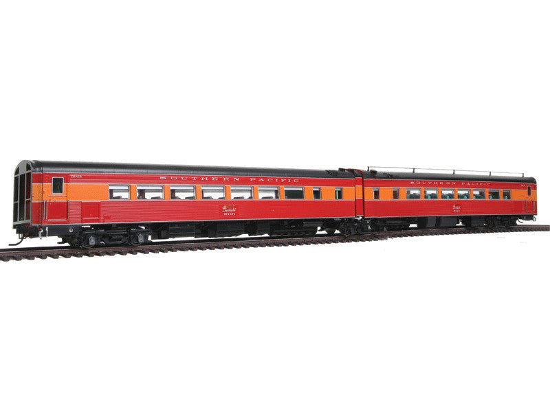 bli1572 HOSP Coast Daylight Train #98 Articulated Chair Car w/Antenna -- Southern Pacific #W2474/M2473