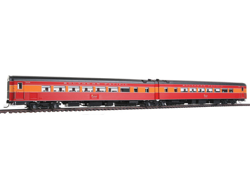 bli1579 HO SP Coast Daylight Train #98 Articulated Chair Car -- Southern Pacific #W2460/#M2459