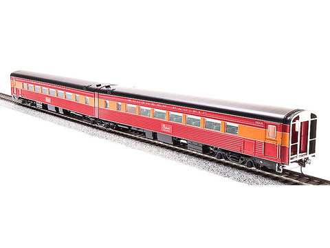"HO Southern Pacific ""Coast Daylight"" Train #99 Series -- Articulated Chair Car #W2476/M2475"