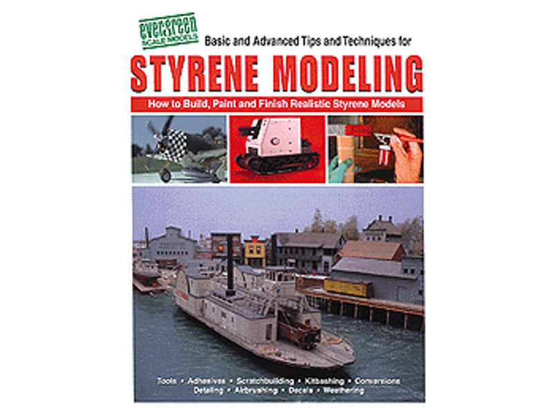 evg014 A Book -- Styrene Modeling 88 Pages
