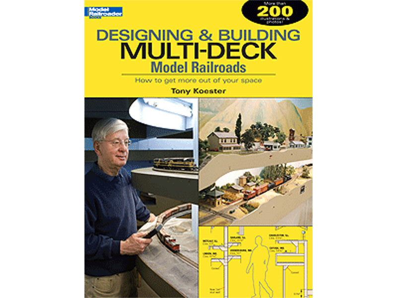 kal12434 A Designing and Building Multi-Deck Model Railroads