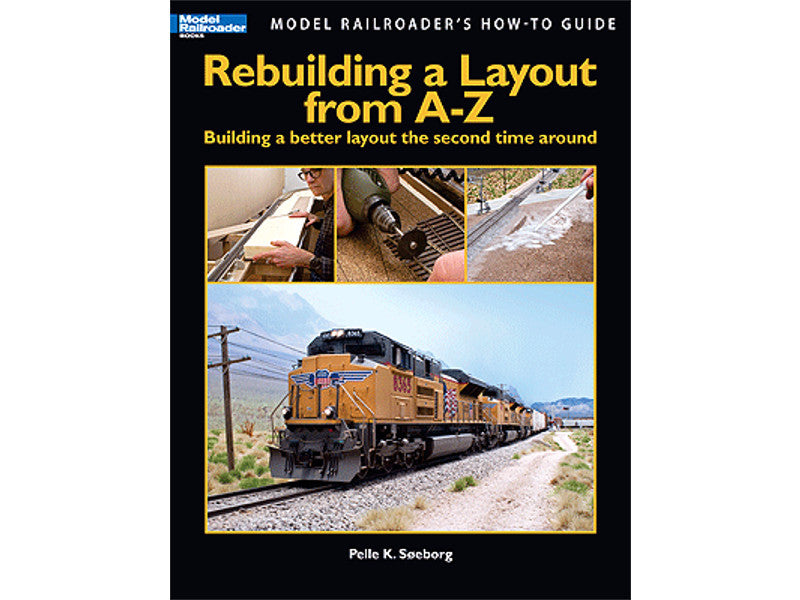 kal12464 A Rebuilding a Layout from A-Z