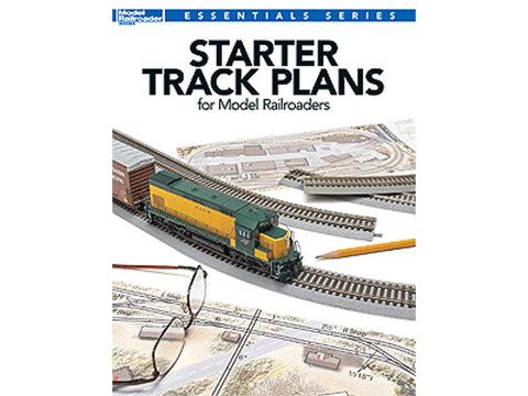 A Starter Track Plans for Model Railroaders
