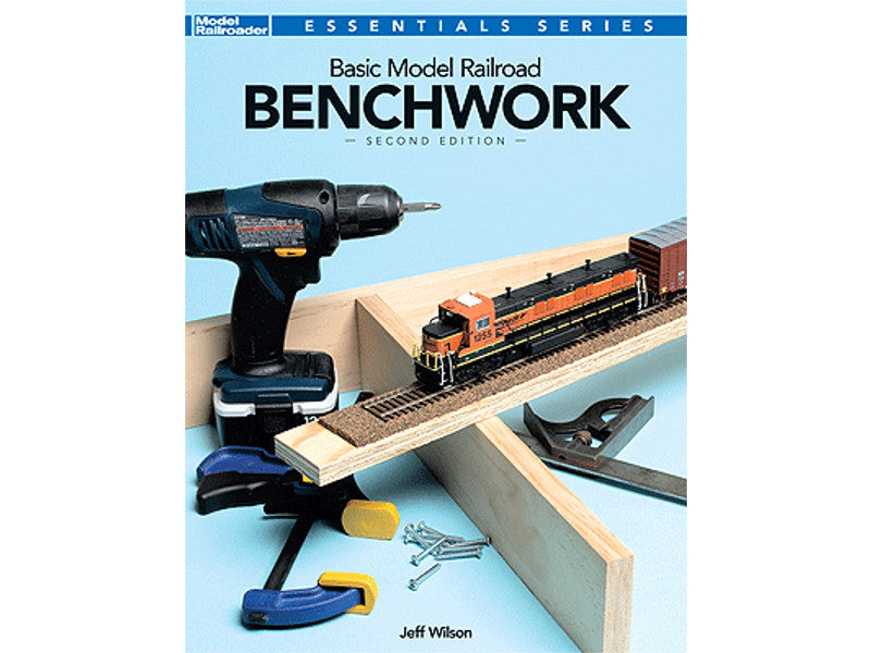 kal12469 A Basic Model Railroad Benchwork -- Second Edition