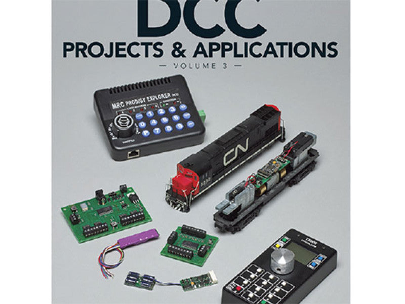 kal12486 A DCC Projects & Applications, Volume 3