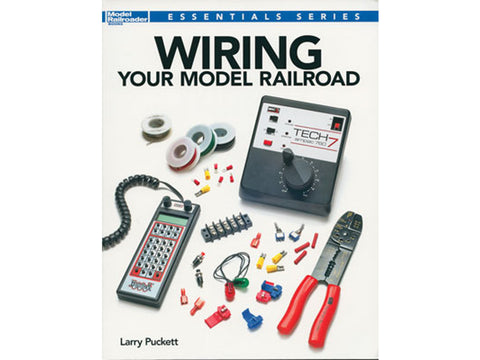 A Book -- Wiring Your Model Railroad (Softcover, 128 Pages)