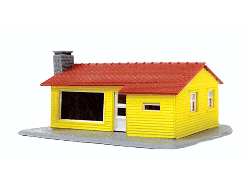 mdp1587 N Building Kits -- Ranch House