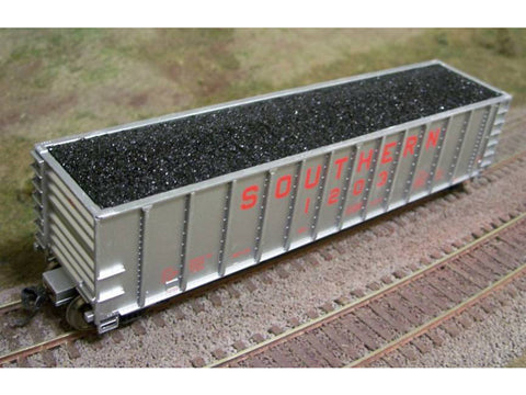 HO Resin Coal Loads  50' Gondola - Walthers (2 pack)