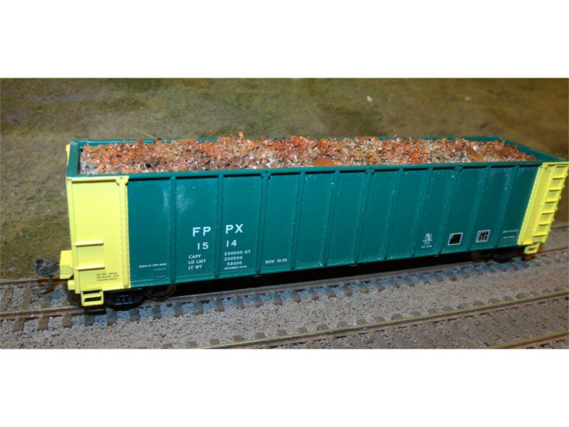 mot81721 HO Scrap Metal Load 50' Gondola - Walthers