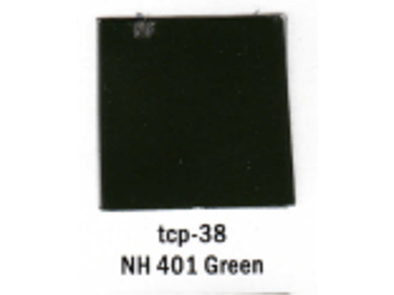 tup038 A Railroad Color Acrylic Paint 1oz 29.6ml -- New Haven 401 Green