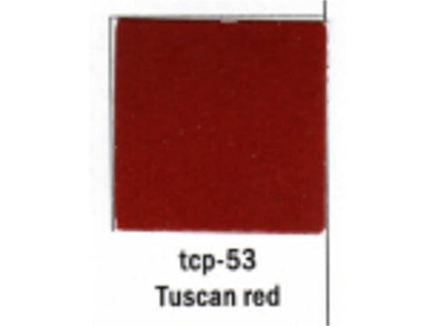 A Railroad Color Acrylic Paint 1oz 29.6ml -- Tuscan Red