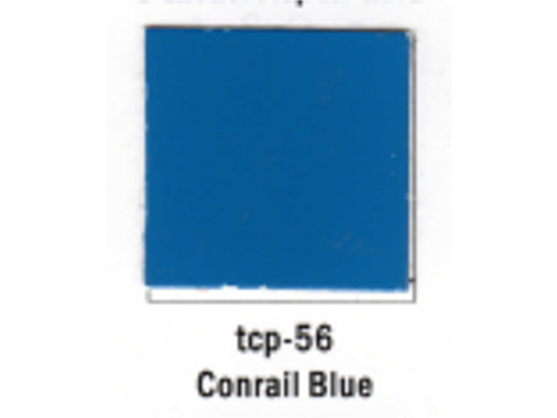 tup056 A Railroad Color Acrylic Paint 1oz 29.6ml -- Conrail Blue
