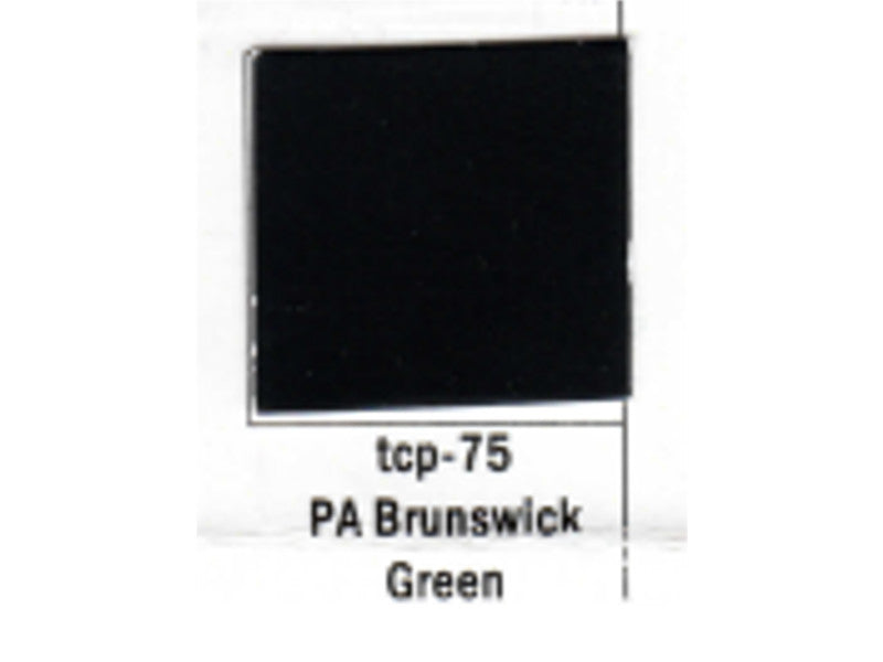 tup075 A Railroad Color Acrylic Paint 1oz 29.6ml -- Pennsylvania Railroad Brunswick Green