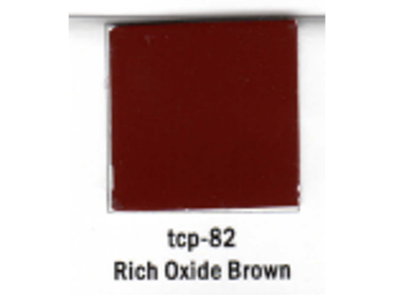 tup082 A Railroad Color Acrylic Paint 1oz 29.6ml -- Rich Oxide Brown