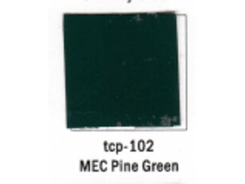 A Railroad Color Acrylic Paint 1oz 29.6ml -- Maine Central Pine Green