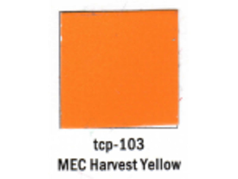 tup103 A Railroad Color Acrylic Paint 1oz 29.6ml -- Maine Central Harvest Yellow
