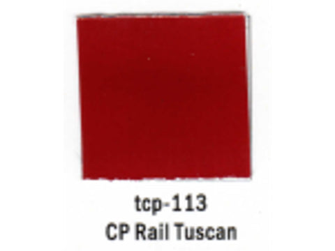 A Railroad Color Acrylic Paint 1oz 29.6ml -- Tuscan