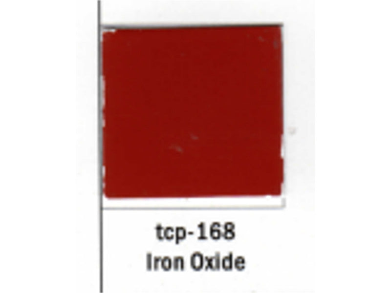 tup168 A Railroad Color Acrylic Paint 1oz 29.6ml -- Iron Oxide