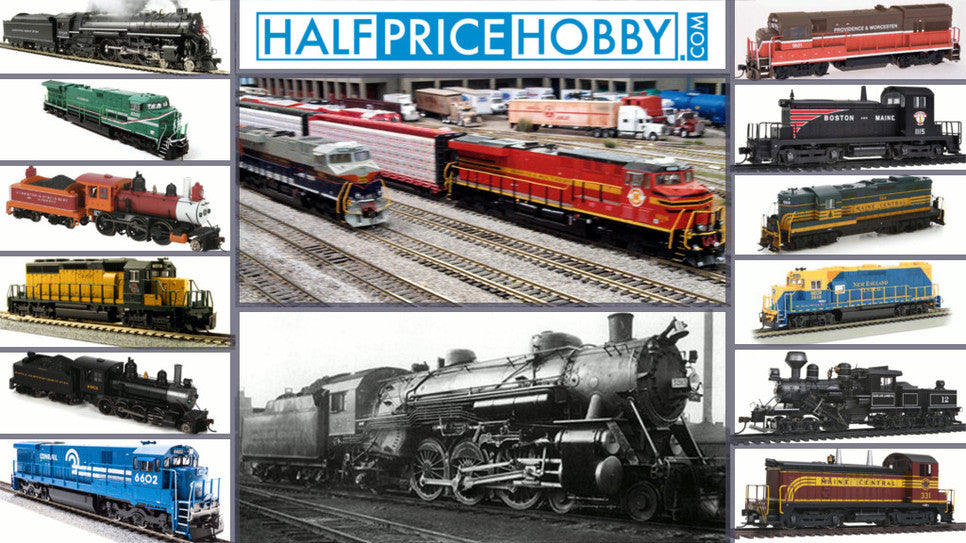 Hobby Locomotives Engines Trains