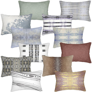 Designer Pillows ~ Lumbar