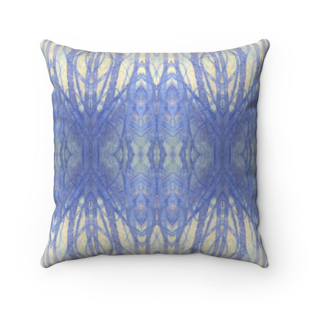 Into the Woods ~ Winter ~ Spun Polyester Square Pillow