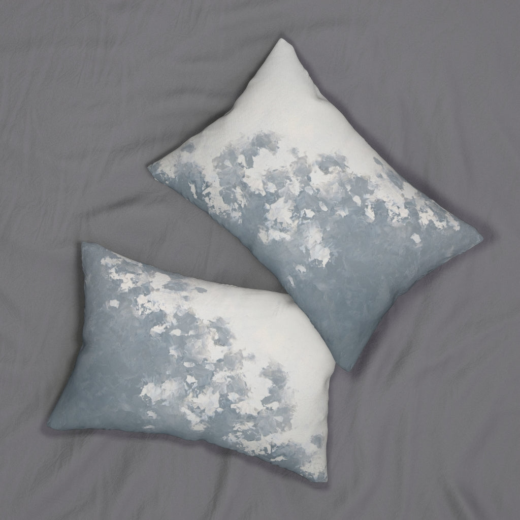Flotsam ~ Sea ~ Spun Polyester Lumbar Pillow