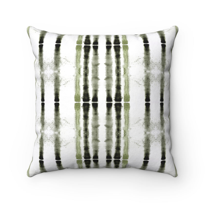 Lifeline ~ Sage ~ Spun Polyester Square Pillow